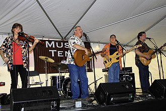 Austin Lounge Lizards - Image: Austin lounge lizards 2013