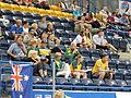 Australian supporters at the 2014 Women's World Wheelchair Basketball Championship.jpg