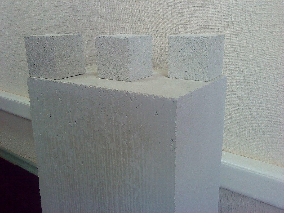 Ячеистые бетон бетон новороссийска