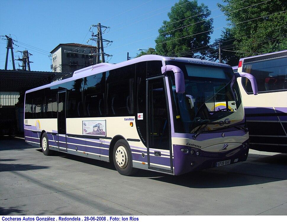 Autos Gonzalez 8709-BHT