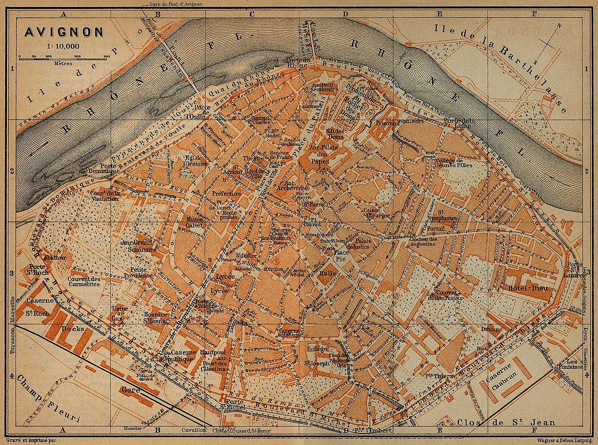 Plan Ville De Grigny