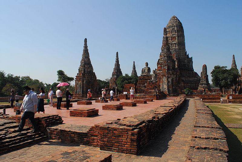 File:Ayutthaya Historical Park - Phra Nakhon Si Ayutthaya (15995304339).jpg
