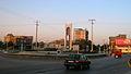 Azadi square in Morning - Nishapur 8.JPG