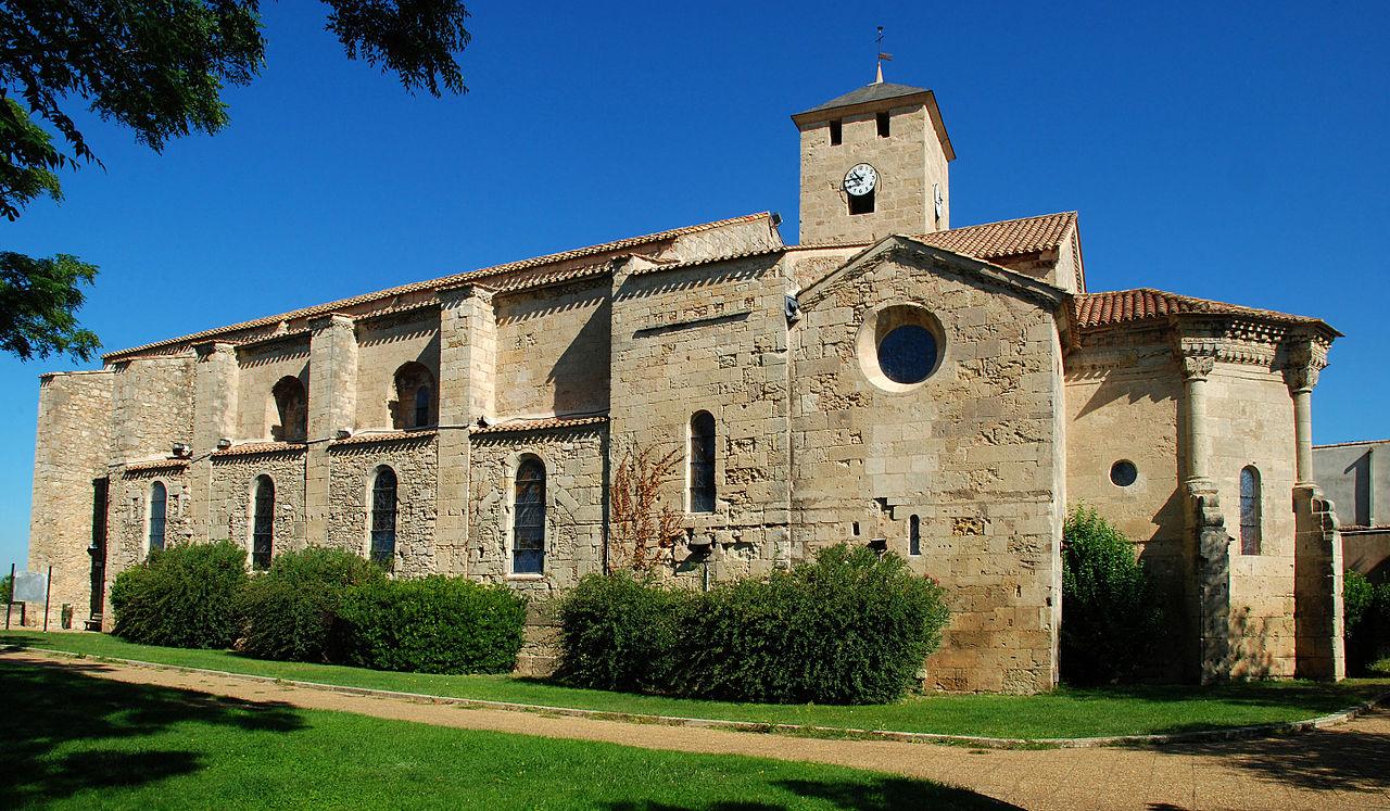Церковь Сен-Жак в Безье - достопримечательности Безье