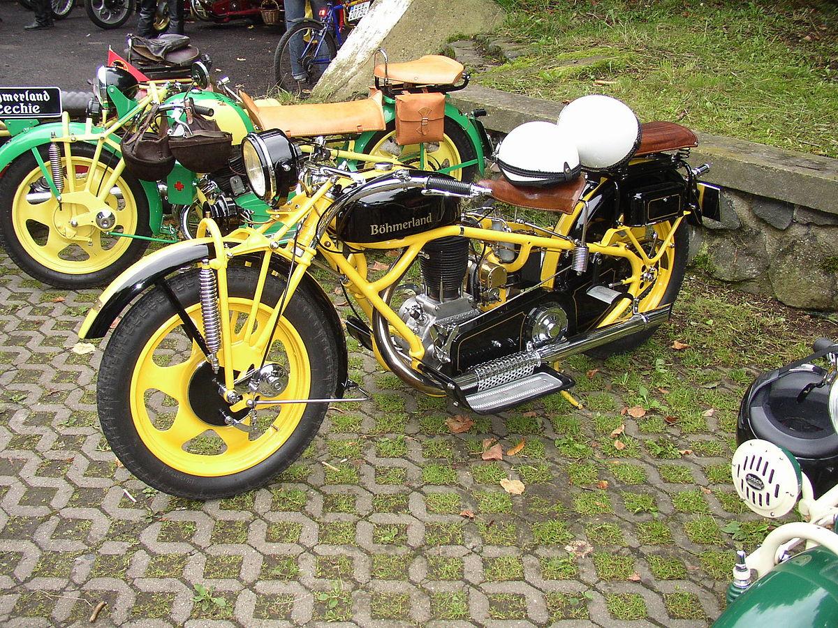 Böhmerland (motorcycle) - Wikipedia