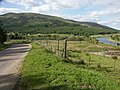 B8004 and Caledonian Canal near Glen Loy - geograph.org.uk - 14157.jpg