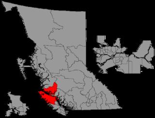 North Island (provincial electoral district)