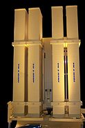 BGT IRIS-T SL Launcher-detoured