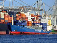 BG Antwerp, Port of Rotterdam, Holland, 06JAN2009 pic2.JPG