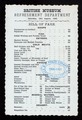 """BILL OF FARE (held by) BRITISH MUSEUM REFRESHMENT DEPARTMENT (at) """"(LONDON,ENGLAND ?)"""" (FOREIGN;) (NYPL Hades-274369-468644).tiff"""