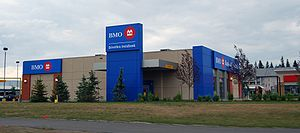Bank of Montreal - BMO, Edmonton
