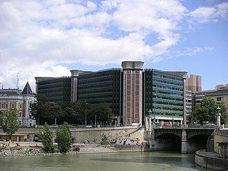Ministry of Transport (Austria) - Image: BMVIT 01