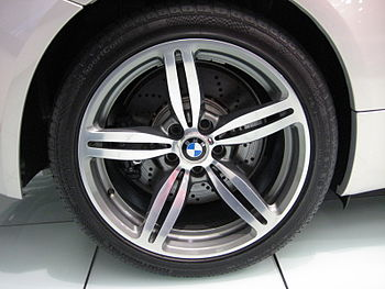 BMW E63 M6 Coupé Wheel
