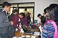 BNWIKI10- Registration Kiosk-1-Wikipedia 10th Anniversary Celebration at Jadavpur University,Kolkata.jpg