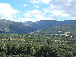 Vista general de Bohoyo.