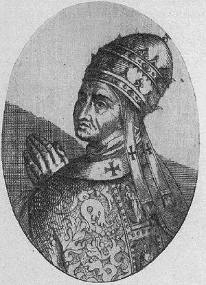 Pope Benedict XI - Image: B Benedikt XI