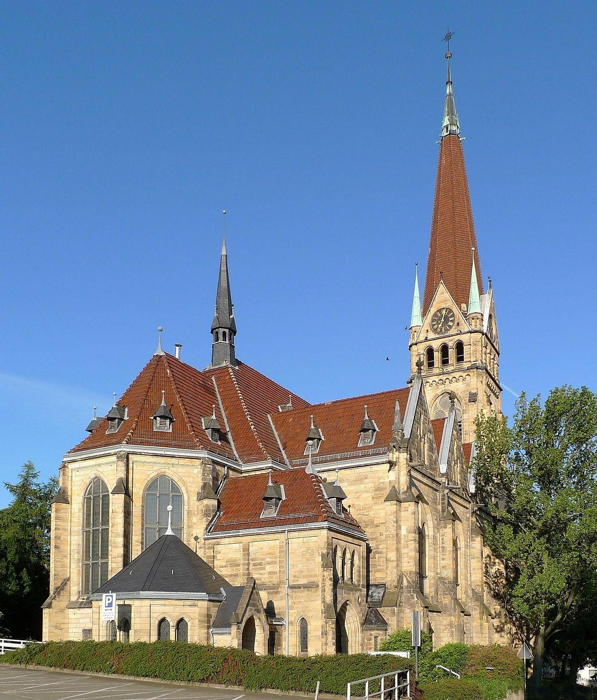 lutherkirche bad harzburg wikipedia. Black Bedroom Furniture Sets. Home Design Ideas