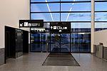 Bahnhof Flughafen Wien Schwechat Bahnhofsgebäude 2.jpg