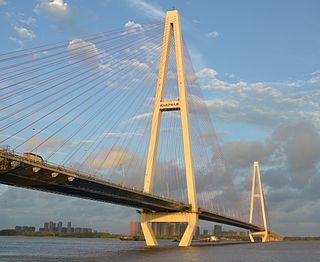 Baishazhou Yangtze River Bridge