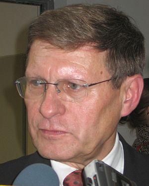 Polish parliamentary election, 1997 - Image: Balcerowicz.wywiad.d o.radia