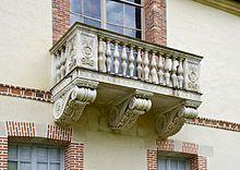 Balkon Wiktionary