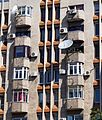 Balconies in bucharest.jpg
