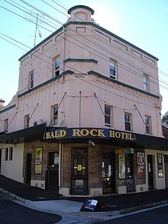 Bald Rock Hotel - Image: Bald Rock Hotel 1