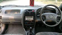 1998 Faceliftedit Suzuki Baleno