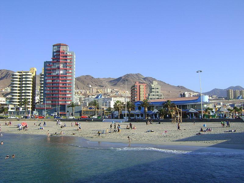 Cidades de praia para morar no Chile