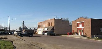 Baltic, South Dakota - Image: Baltic, South Dakota 1