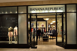 Banana Republic - Banana Republic in Markville Shopping Centre