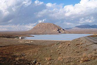 Sardeh Band Dam - Band E Sardeh Dam
