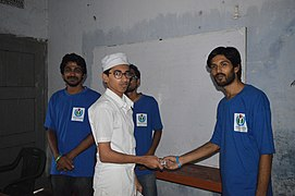 Bangla Wikipedia School Program at Govt. Muslim High School, Chittagong (21).jpg