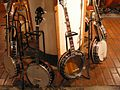 Banjos - musical instrument store at San Francisco.jpg