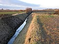 Bank works on the Sawtry brook - geograph.org.uk - 1708438.jpg