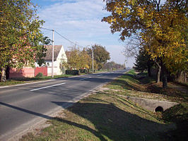 De D46 in Banovci