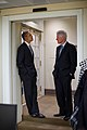 Barack Obama and Bill Clinton in Dec 2010.jpg