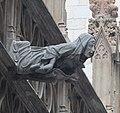 Barcelona Cathedral Gargoyle 03.jpg