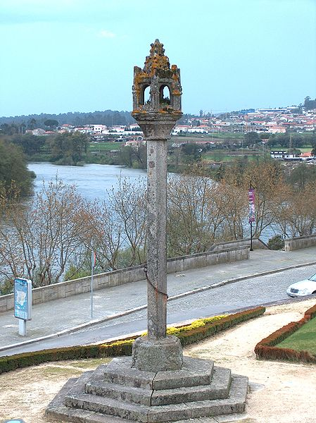 Pillory at Barcelos, Portugal