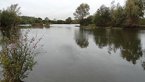 Eastbrookend Country Park - Bardag Lake