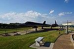 Barksdale Global Power Museum September 2015 03 (Lockheed SR-71A Blackbird).jpg