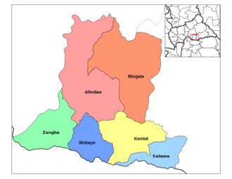 Sub-prefectures of the Central African Republic - Sub-prefectures of Basse-Kotto