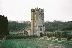 Batcombe, parish church of St. Mary - geograph.org.uk - 500397.jpg