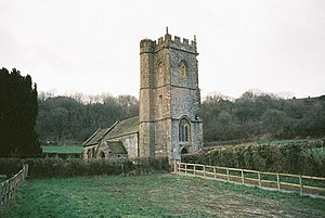 Batcombe, Dorset - Image: Batcombe, parish church of St. Mary geograph.org.uk 500397