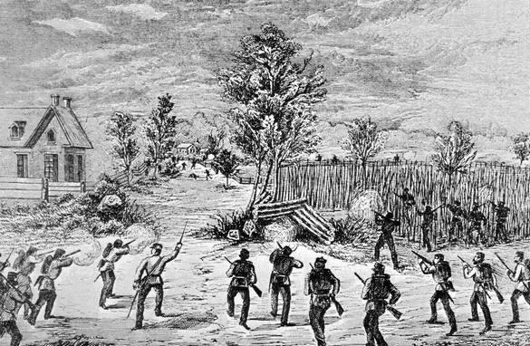 Battle of Eccles Hill