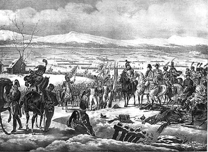 Battle of Pułtusk - Image: Battle of Pułtusk 1806