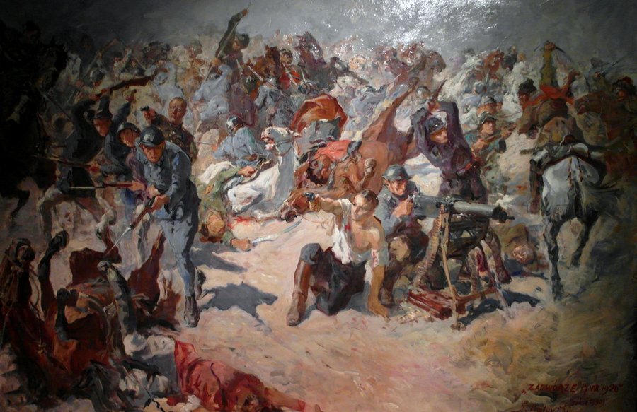 Battle of Zadwórze