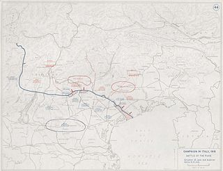 Second Battle of the Piave River World War I battle won by Italy