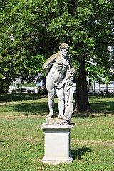 Heracles Statue