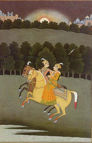 Roopmati - Roopmati with Baz Bahadur